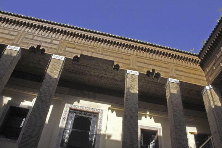 Facade - Karawan Riad - Fez