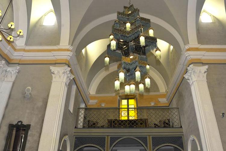 Interior - L'Iglesia el Jadida - El Jadida