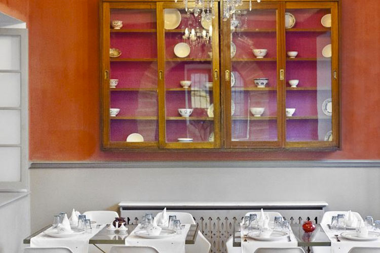 Dining Room - L'Iglesia el Jadida - El Jadida