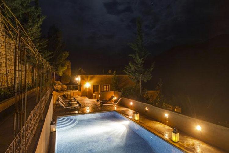 Pool - Chez Pierre Maison d'Hôte - Boumalne-Dadès
