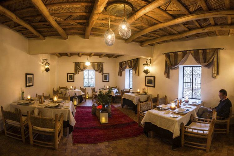Dining Room - Chez Pierre Maison d'Hôte - Boumalne-Dadès