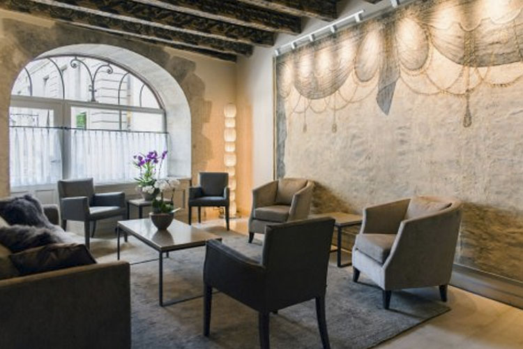 Lobby - Hotel les Armures - Genf