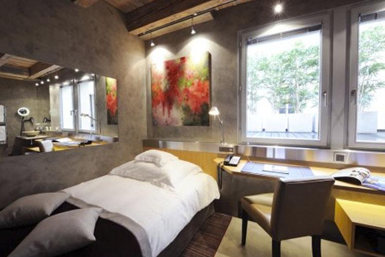 Single Room - Hotel les Armures - Genf