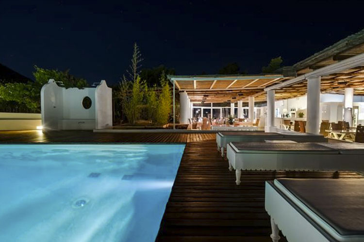 Pool - Capofaro Malvasia & Resort - Salina