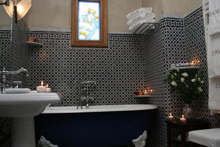 Bathroom - Hotel & Spa le Doge - Casablanca