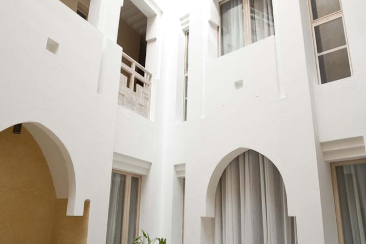 Facade - Riad dar Maya - Essaouira