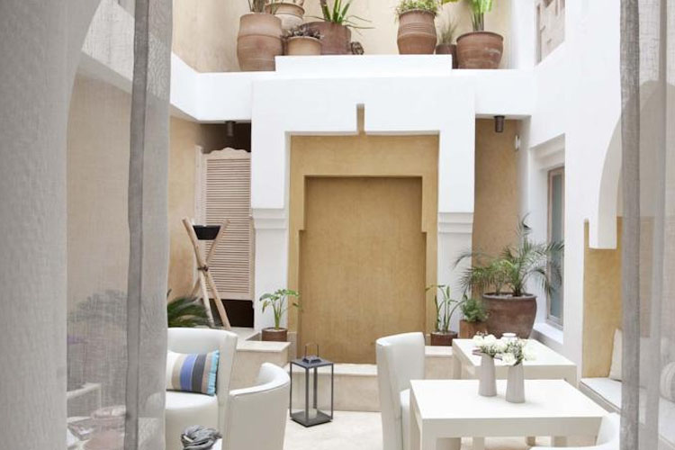 Exterior Common Area - Riad dar Maya - Essaouira