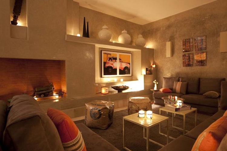 Lounge - Riad dar Maya - Essaouira