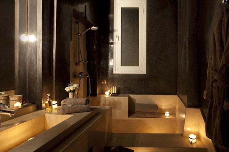 Bathroom - Riad dar Maya - Essaouira