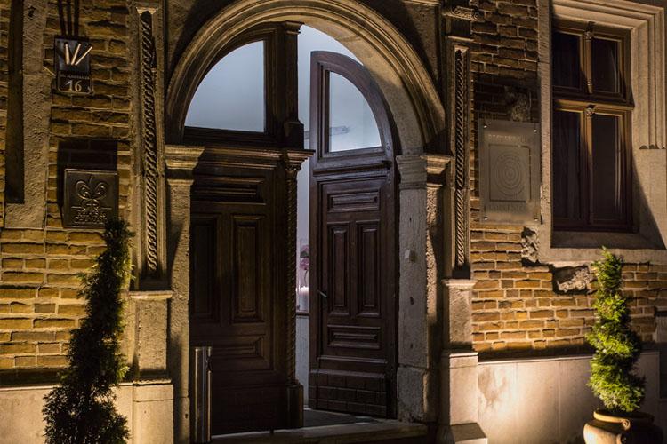 Entrance - Hotel Copernicus - Cracow
