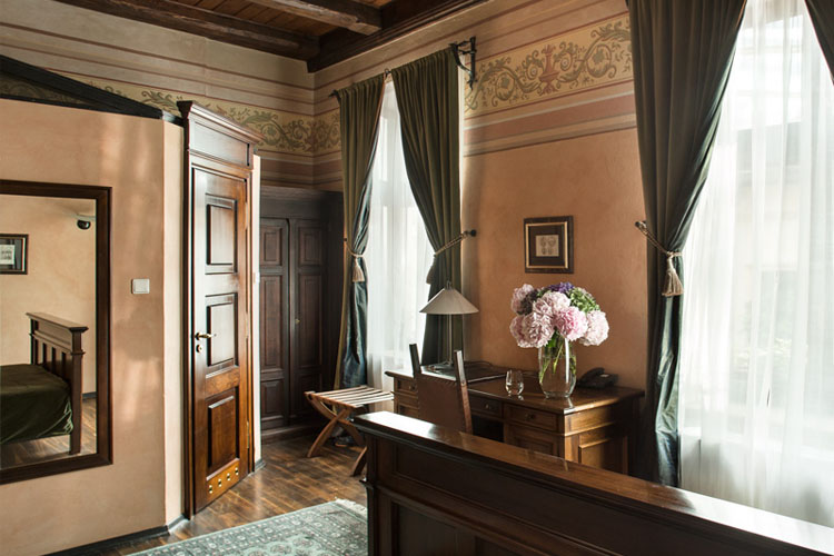 Double Room - Hotel Copernicus - Cracow