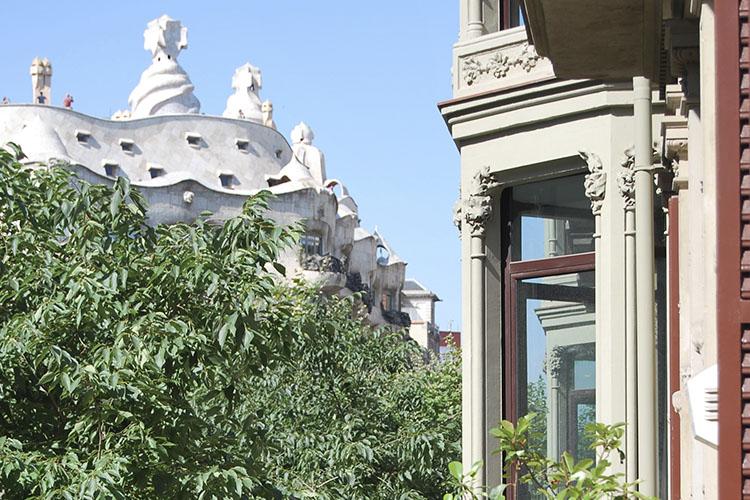 Views - Circa 1905 - Barcelona