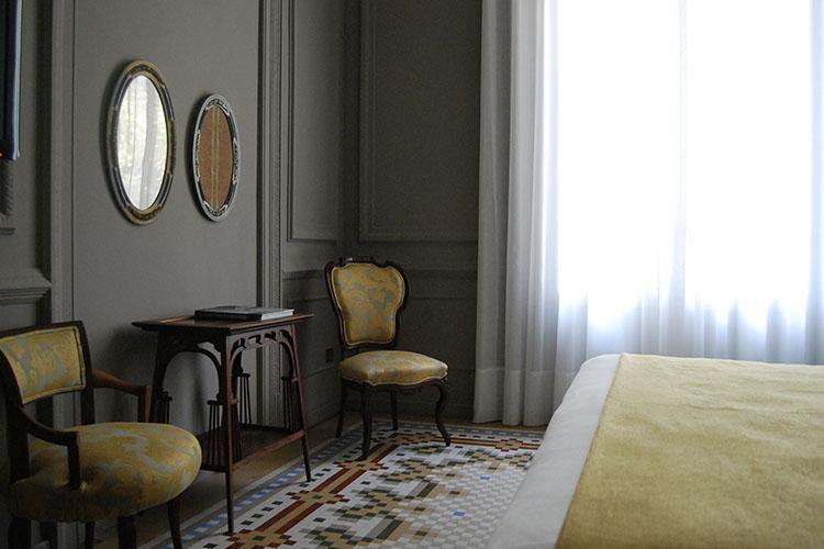 Double Room - Circa 1905 - Barcelona