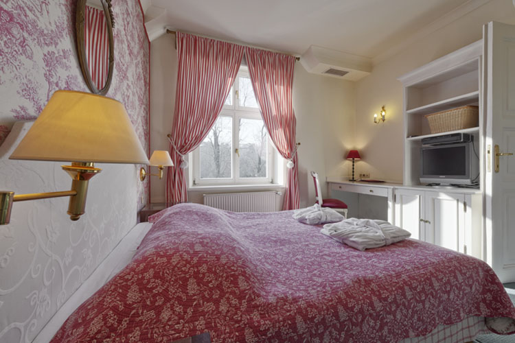 Double Room - Hotel Pugetow - Cracow