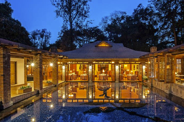 Pool - Arusha Coffee Lodge - Arusha