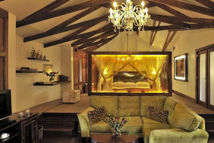 Lounge - Arusha Coffee Lodge - Arusha