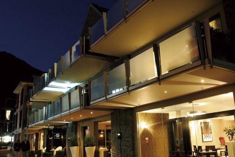 Facade - The Spire Hotel - Queenstown