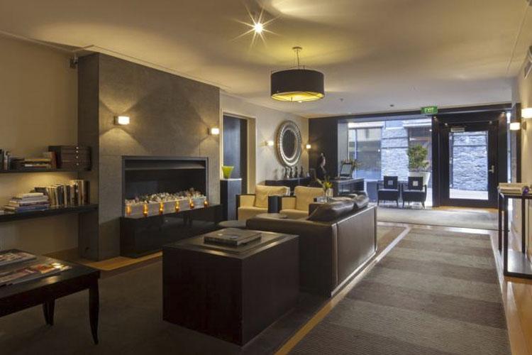 Lounge - The Spire Hotel - Queenstown