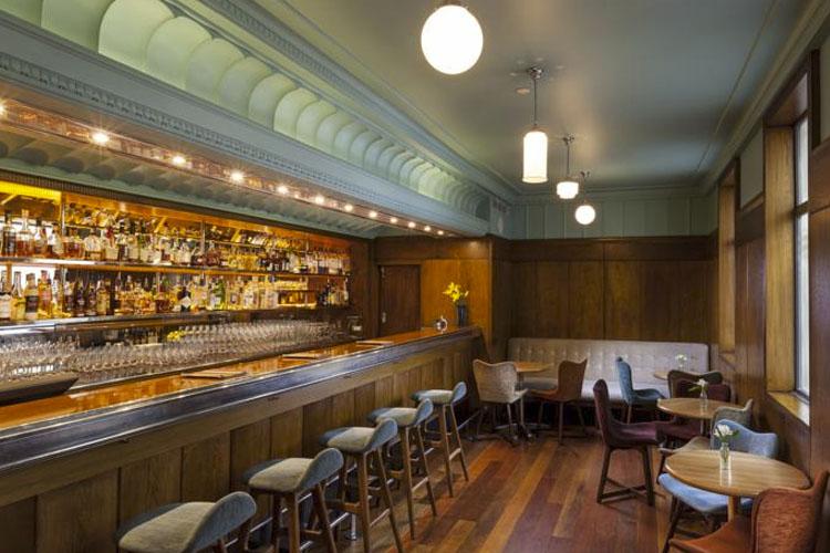 Lobby - Hotel DeBrett - Auckland