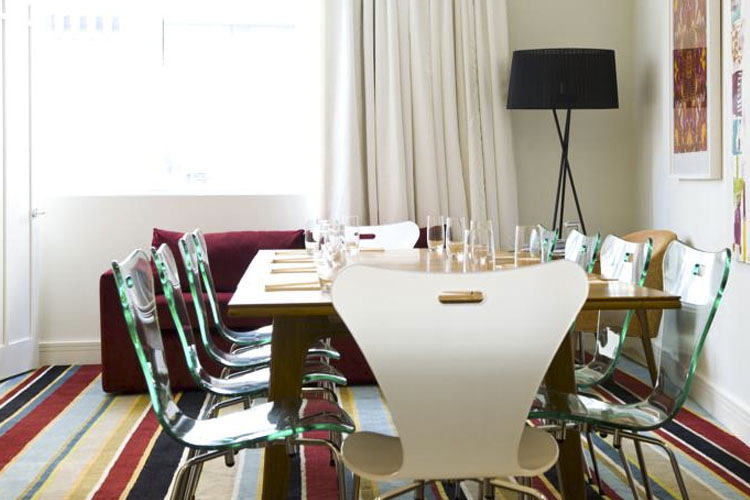 Private Dining Room - Hotel DeBrett - Auckland