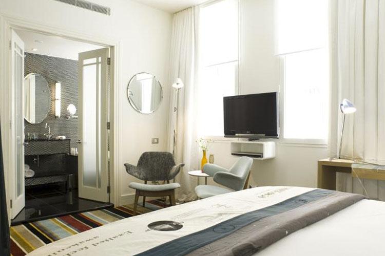 Double Room - Hotel DeBrett - Auckland