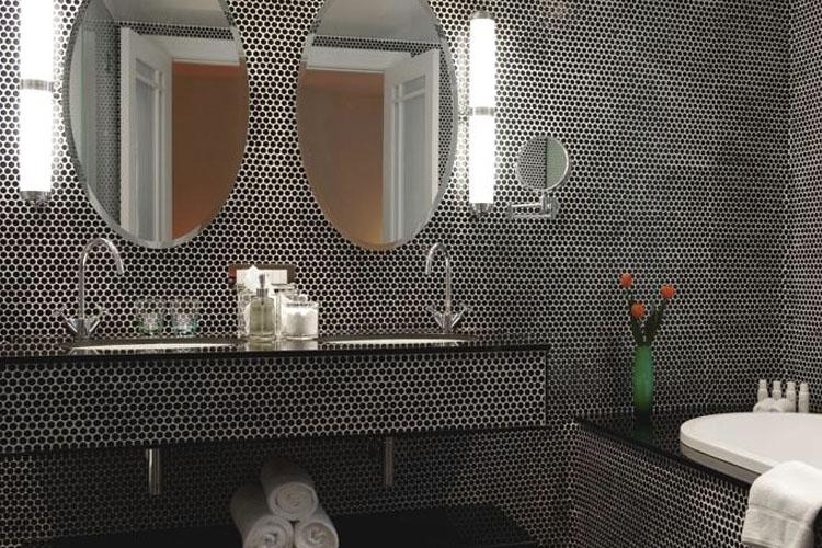 Bathroom - Hotel DeBrett - Auckland