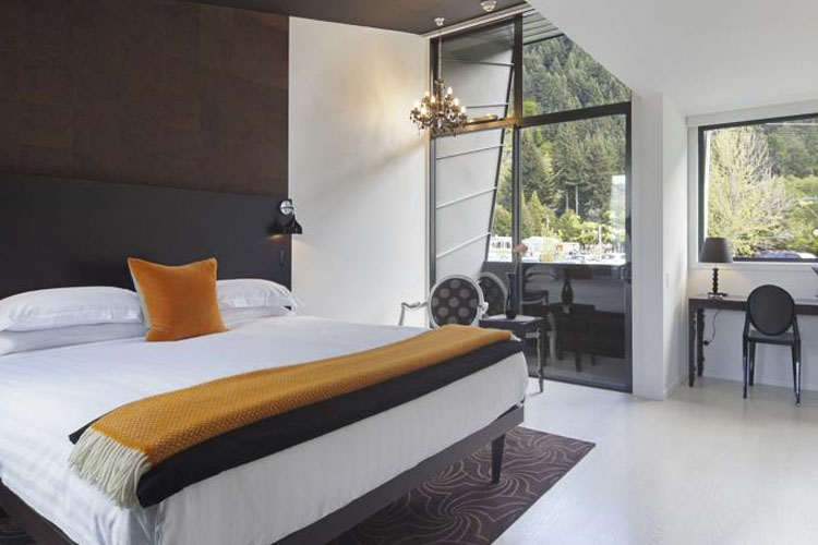 Double Room - Queenstown Park Boutique Hotel - Queenstown
