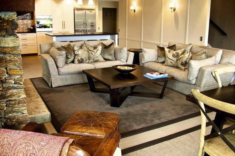 Lounge - Eichardt's Private Hotel - Queenstown