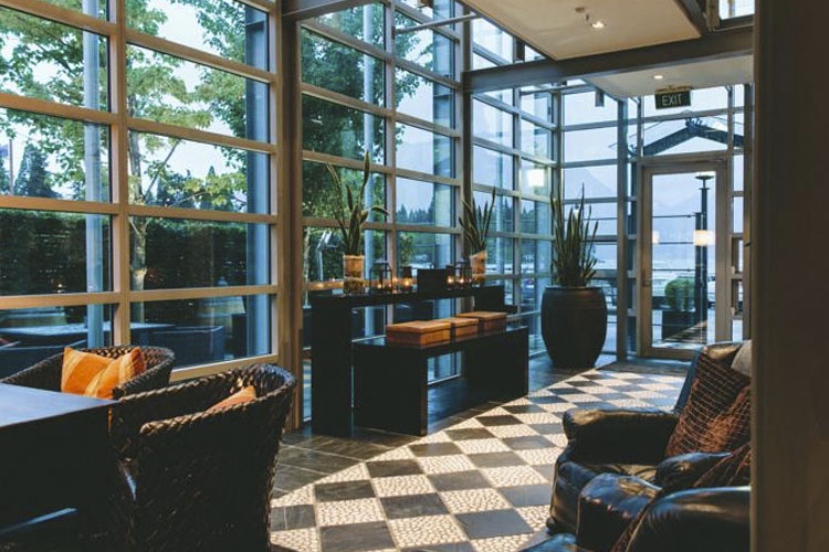 Common Area - Eichardt's Private Hotel - Queenstown