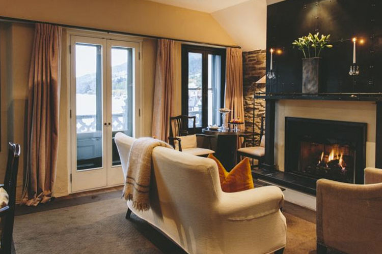 Double Room - Eichardt's Private Hotel - Queenstown