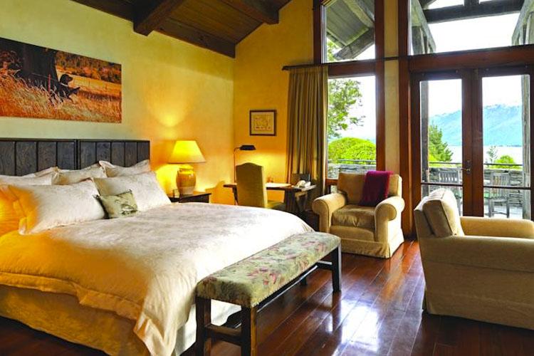 Double Room - Blanket Bay - Glenorchy