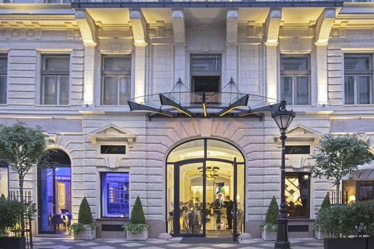Facade - Aria Hotel Budapest - Budapest