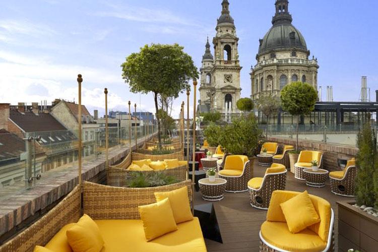 Exterior Common Area - Aria Hotel Budapest - Budapest