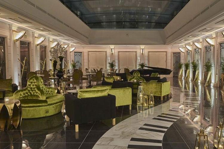 Lounge - Aria Hotel Budapest - Budapest