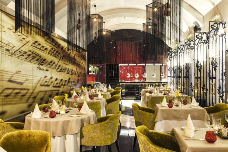 Dining Room - Aria Hotel Budapest - Budapest