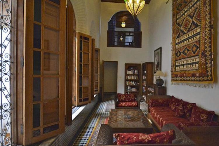Lounge - Dar Roumana - Fez