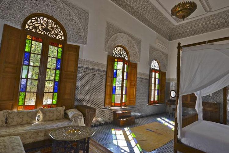 Double Room - Dar Roumana - Fez