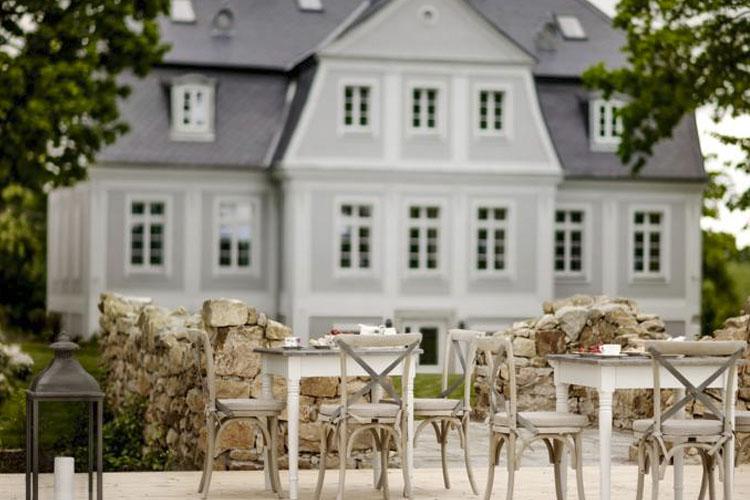 Exterior Dining Room - Palac Kamieniec - Klodzko