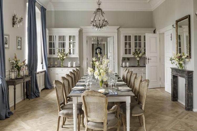 Dining Room - Palac Kamieniec - Klodzko