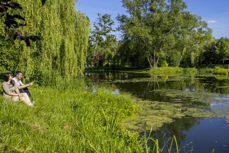 Garden - Palac i Folwark Galiny - Bartoszyce