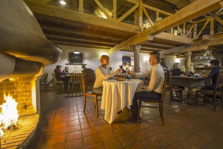 Dining Room - Palac i Folwark Galiny - Bartoszyce