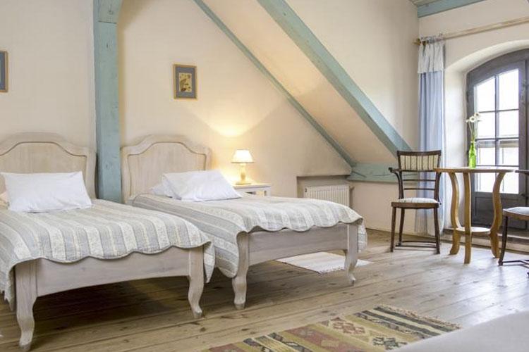 Twin Room - Palac i Folwark Galiny - Bartoszyce