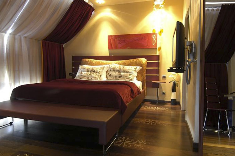 Double Room - Les Fleurs Boutique Hotel - Sofia