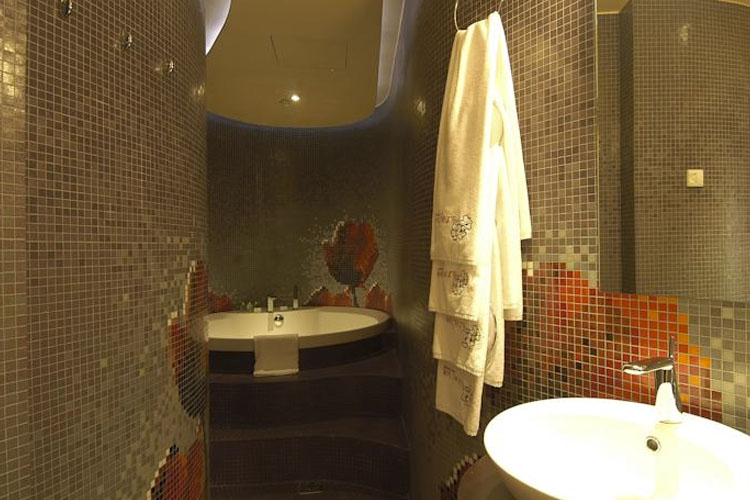 Bathroom - Les Fleurs Boutique Hotel - Sofia