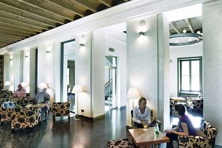 Lobby - Hotel Albrecht - Bratislava