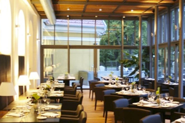 Restaurant - Hotel Albrecht - Bratislava