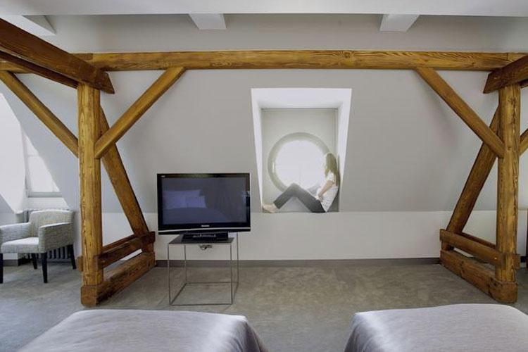 Twin Room - Hotel Albrecht - Bratislava