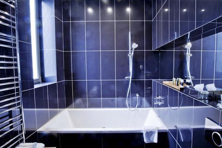 Bathroom - Hotel Albrecht - Bratislava
