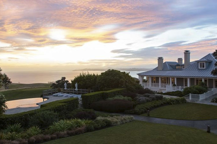 The lodge at kauri cliffs h tel boutique northland for Small great hotels