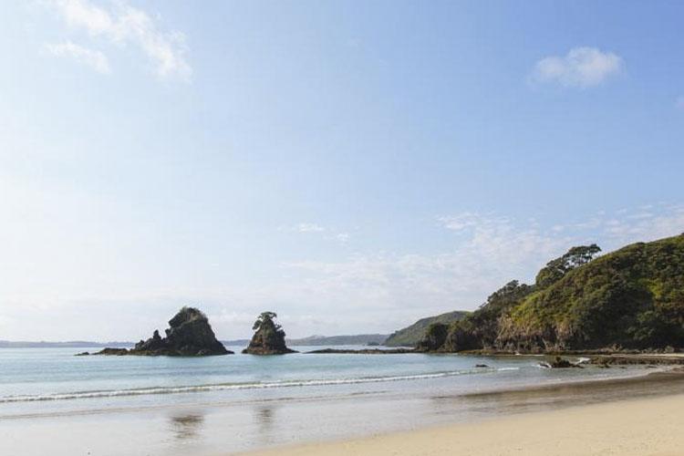 Beach - The Lodge at Kauri Cliffs - Matauri Bay